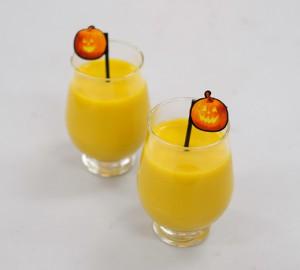 甘酒かぼちゃプリン
